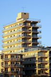 immeuble urbain Photos libres de droits
