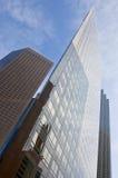 Immeubles de bureaux à Los Angeles Images libres de droits