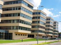 Immeubles de bureaux Photographie stock