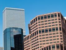 Immeubles de bureaux Image stock