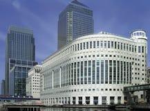 Immeubles de bureaux Photographie stock libre de droits
