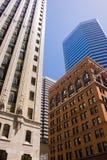 Immeubles de bureaux au centre de la ville de San Francisco Image libre de droits
