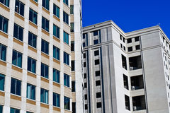 Immeubles de bureaux classiques Photo stock