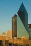 Immeubles de bureaux de Dallas images stock