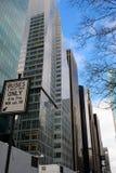 Immeubles de bureaux de gratte-ciel Image libre de droits