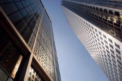 Immeubles de bureaux de Londres Photos stock