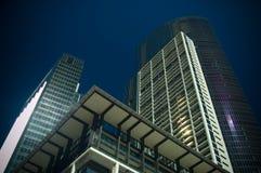 Immeubles de bureaux de Melbourne Images stock