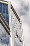Immeubles de bureaux de ville Photographie stock libre de droits