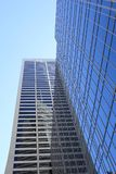 Immeubles de bureaux de New York City Photographie stock libre de droits