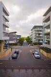 Immeubles, Rhodes, Sydney, Australie photographie stock