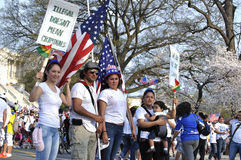 Immigration reform Royalty Free Stock Photography