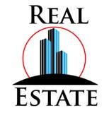 Immobiliën Stock Afbeelding