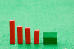 Immobiliënmarkt Royalty-vrije Stock Afbeeldingen