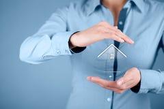 Immobiliarversicherung Lizenzfreie Stockbilder