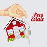 Immobilien Lizenzfreies Stockbild