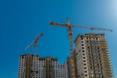 Immobilienbau lizenzfreies stockbild