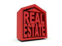 Immobilier Photographie stock libre de droits