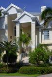 Immobiliers de luxe de la Floride Photographie stock