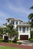 Immobiliers de luxe de la Floride Photo stock
