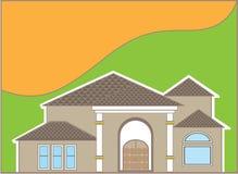 Immobiliers de propriété de luxe Image stock