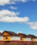 Immobiliers, maison à vendre Image libre de droits