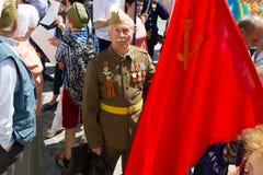 Immortal regiment Stock Photo