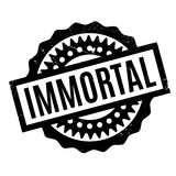 Immortal rubber stamp Royalty Free Stock Image