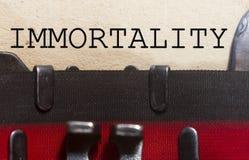immortality stock fotografie