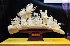 8 immortals пересекая море Стоковые Фото
