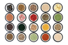 Immune Boosting Superfood Royalty Free Stock Photos
