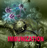 Immunity Against Diseases Stock Photos