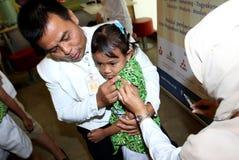 Immunization Stock Image