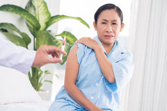 Immunization Royalty Free Stock Photo