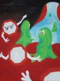 Immunsystem royalty free stock image