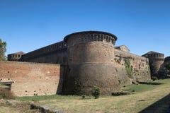 Imola Μπολόνια, Ιταλία: το κάστρο Στοκ φωτογραφία με δικαίωμα ελεύθερης χρήσης