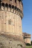 Imola (Bologna, Italy) - Medieval castle Royalty Free Stock Images