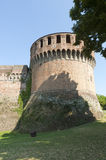 Imola (Bologna) - Medieval castle, tower Royalty Free Stock Photo