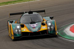 Imola, Italy May 13, 2016: MURPHYP3-3DIMENSIONAL.COM IRL Ginetta - Nissan at ELMS Round of Imola 2016 Stock Image