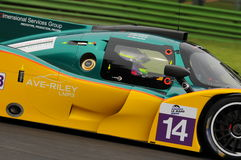 Imola, Italy May 13, 2016: MURPHYP3-3DIMENSIONAL.COM IRL Ginetta - Nissan at ELMS Round of Imola 2016 Stock Photo