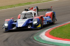 Imola, Italy May 13, 2016: SMP RACING RUS BR 01 - Nissan at ELMS Round of Imola 2016 Stock Photo