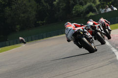 Imola SBK 2015 Royalty Free Stock Photos
