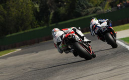 Imola SBK 2012 Royalty Free Stock Photos