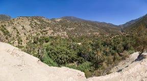 Imouzzer valley near Agadir Royalty Free Stock Image