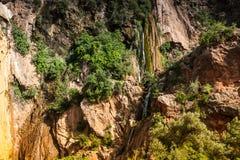 Imouzzer Waterfall near Agadir, Morocco Royalty Free Stock Images