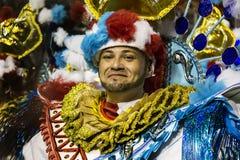 Império de Casa Verde - Carnaval - São Pablo, el Brasil 2015 Imagen de archivo