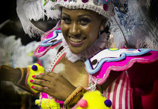 Império de Casa Verde - Carnaval - São Paulo, Brasil 2015 Fotografia de Stock