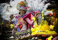 Império de Casa Verde - Carnaval - São Paulo, Brasil 2015 Imagens de Stock