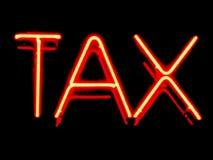 Impôt Images stock