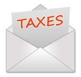 Impôts illustration libre de droits