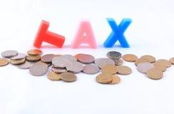 Impôt Photos libres de droits